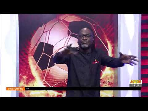 CK Akonnor, Black Stars must play like any of the Euro 2020 semi-finalists (14-7-21)