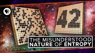 The Misunderstood Nature of Entropy | Space Time