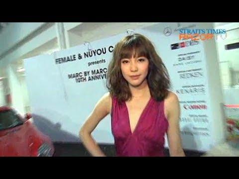 More Mandarin songs for Olivia (Nuyou/Female Catwalk Show 2011 Pt 2)