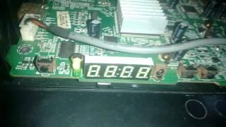Recovery completo passo a passo AZBOX bravíssimo twin é mosca LED vermelho LED verde Tela ASH