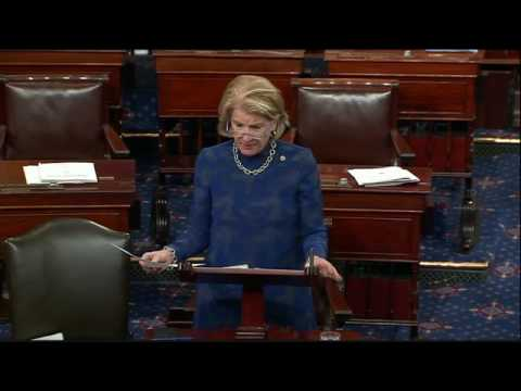 Capito Delivers Floor Speech on Measure to Overturn Obama Anti-Coal Rule