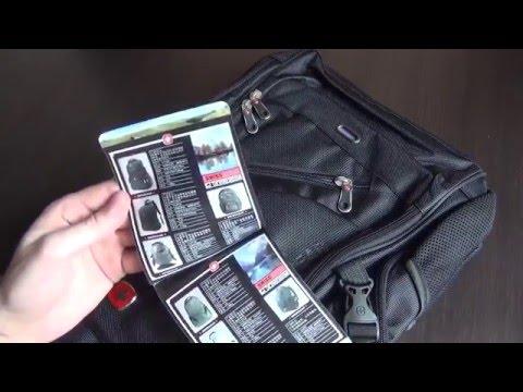 Отличный Рюкзак из Китая бренд Швейцарский за китайскую цену