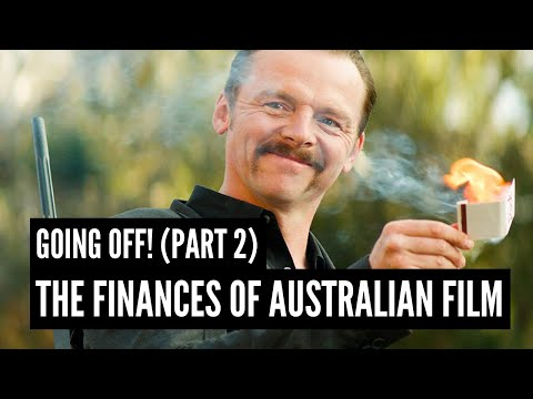 Going Off! Part Two: The Finances of Australian Film