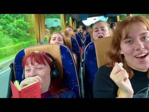 MY TRIP TO SCOTLAND // EDINBURGH FRINGE FESTIVAL 2019