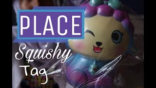 PLACE SQUISHY TAG