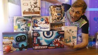GROTE ROBOT UNBOXING VIDEO meer dan €250,-!