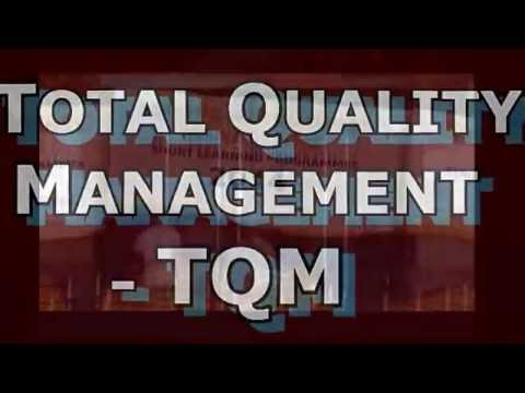 New Unisa Tqm Programme 2019 Total Quality Management Youtube