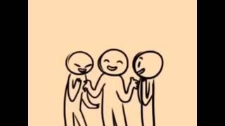 Short animation Friendship
