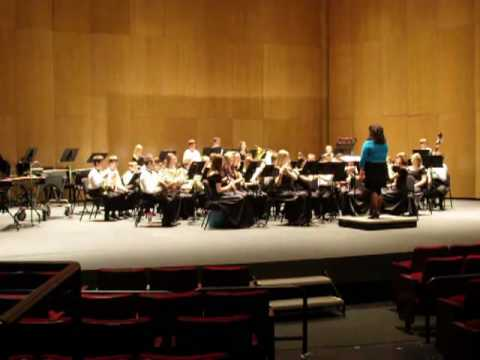 Washington Middle School  Chicago Band Festival