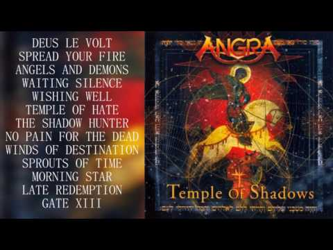 Temple of Shadows  Angra 2004