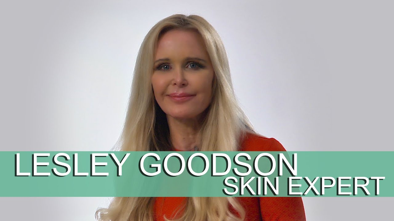 BREAKING THE AGE CODE, YOUNG SKIN FOR LIFE – SKIN EXPERT LESLEY GOODSON