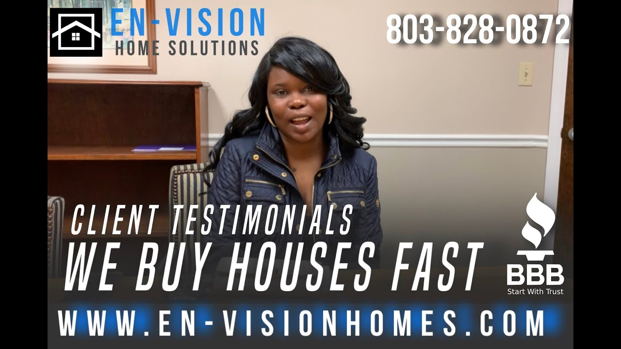 Client Testimonials | 803-828-0872 | Sell Your House Fast in Columbia SC