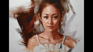 Oil Painting Portrait Tutorial