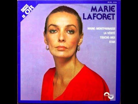 "MARIE LAFORET ""MAINE MONTPARNASSE"" COVER 1976"