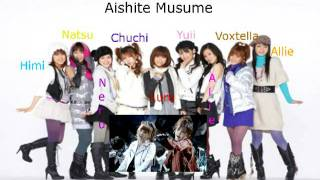 Hello Everyone!! This is Aishite Musume's second release in Love! P...