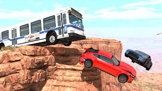 BeamNG.drive - Cliffs Of Death #15
