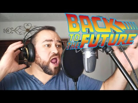 Back To The Future - Doc Brown Impression