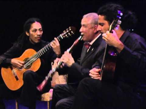 Paquito D'Rivera & Brasil Guitar Duo