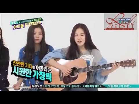[Nhung Đỏ Team][Vietsub] 141015 Weekly Idol Red Velvet