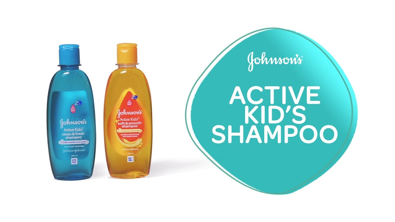 Johnsons Active Kids Shampoo Best For Baby Youtube Johnson Top To Toe Wash 200ml