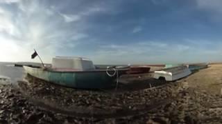 Видео 360. Аральское море(Видео в формате 360 снято для проекта