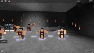 "Roblox Group Dance ""The Cave"" by Mumford and Sons (VDC)"