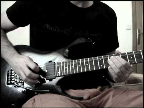 Silent Hill -Promise guitar cover + Solo by Ralpi