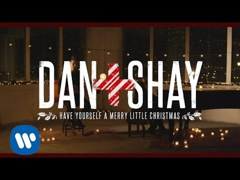 Dan + Shay - Have Yourself a Merry Little Christmas (Official Music Video)