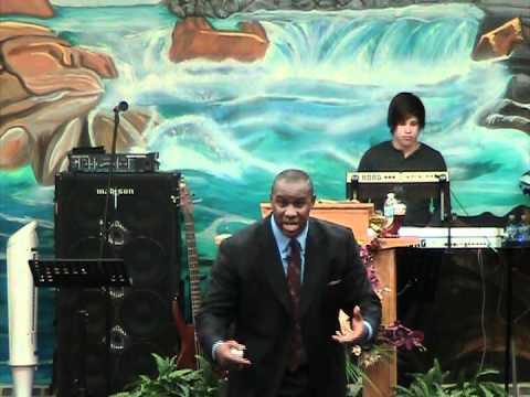 Pastor John Russell Testimony