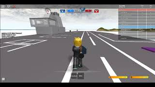 Having a war in a jet! (Roblox)