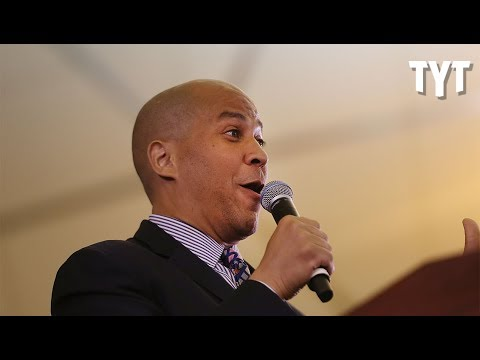 BREAKING: Cory Booker To Co-Sponsor Medicare For All
