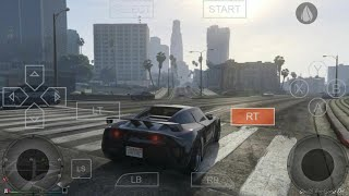 GTA 5 Android GLOUD Gaming -😎 Free! Unlimited Timing