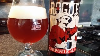 Rogue Chipotle Ale By Rogue Ales | American Craft Beer Review