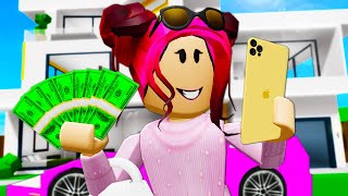 Young, Rich, And Famous: A Roblox Brookhaven Movie (Brookhaven RP)