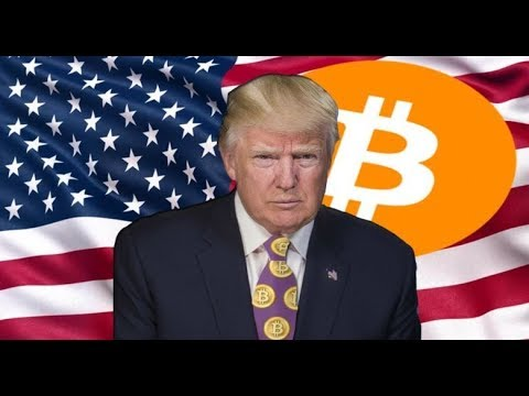 DONALD TRUMP SOON TO BAN BITCOIN IN UNITED STATES!?!?!?
