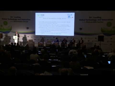 EU Technology and innovation Leader Part 1 | WFES 2015