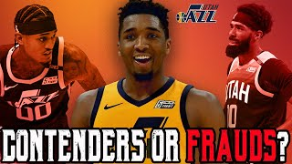 Are The Utah Jazz LEGIT Championship Contenders Or Frauds? | Utah Jazz 2021 Analysis