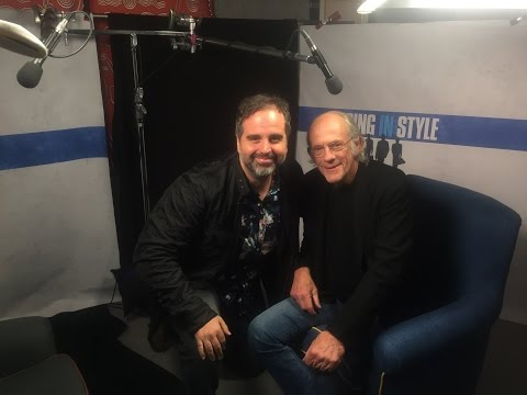 Christopher Lloyd Going In Style Interview