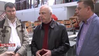 Глава республики посетил садоводческую компанию «Золотой сад»(, 2014-04-17T13:24:37.000Z)