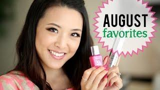 August 2014 Favorites Thumbnail