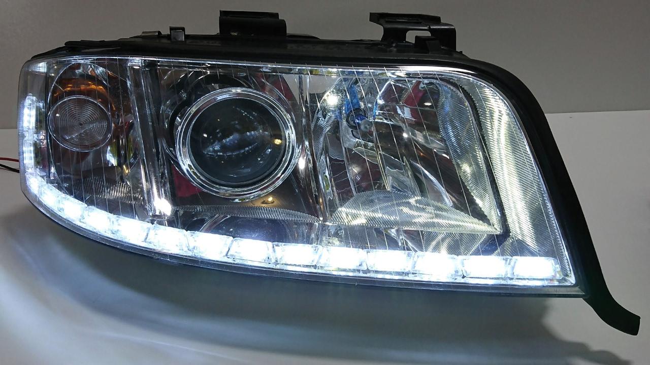 Pasek Modułowy Led Do Lamp Elastyczne światła Dzienne Płynący Kierunkowskaz Audi Vw Seat