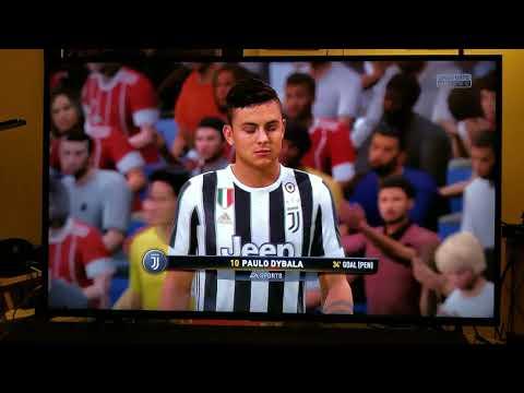 KONAMI : PES 2018 vs EA SPORTS FIFA 18 [4K ] HDR