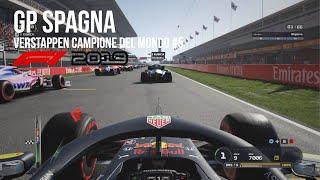 F1 2019 - gara 100% gp spagna circuito di catalogna verstappen campione del mondo #5
