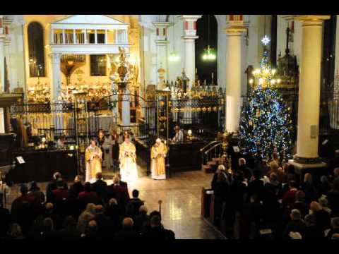 Derby Cathedral - Sung Eucharist for Peter Gould