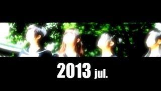 アリスインアリス始動 BEYOND the TIME 2013.7.