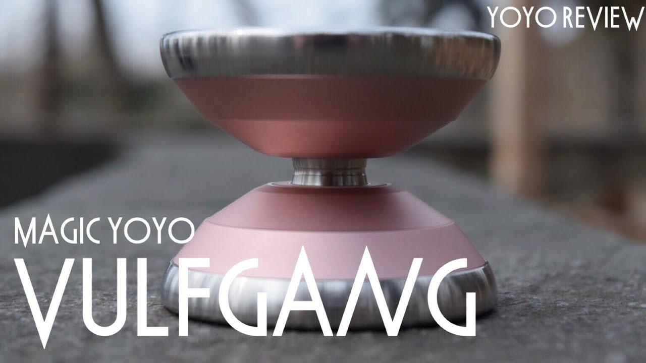 Yoyo Review Magic Vulfgang TokYo Yo