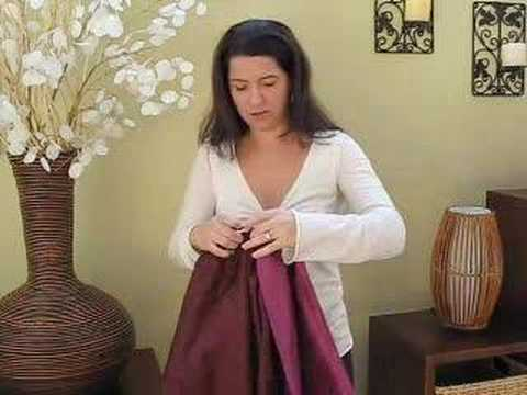How To Thread Your Sakura Bloom Baby Sling Youtube
