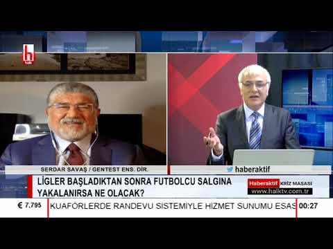 Prof. Serdar Savaş'tan çok çarpıcı açıklamalar!