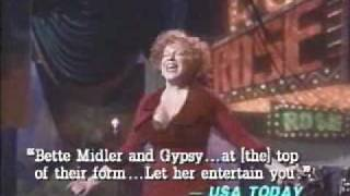 GYPSY the Television Musical- Bette Midler