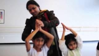 CELEBRATING 10 YEARS OF BHARATA NATYAM AT Kalaivani Dance and Music Academy